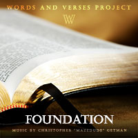 Example album cover: Foundation