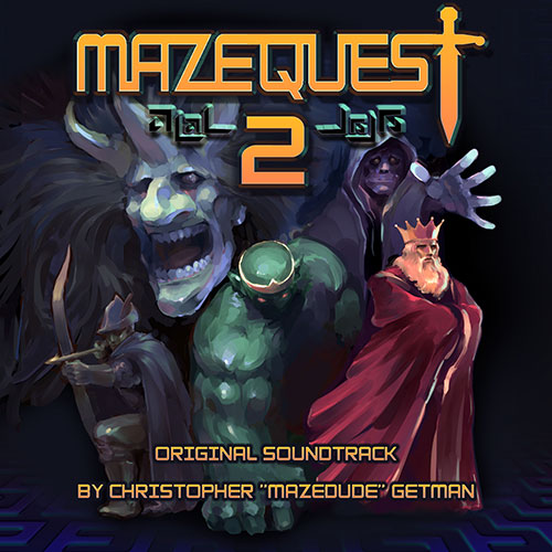 MazeQuest 2 OST