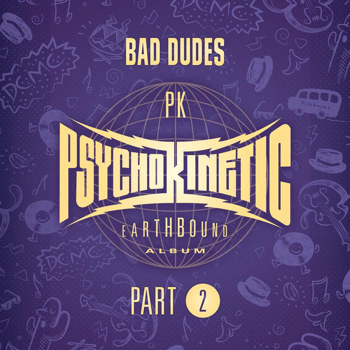 Psychokinetic