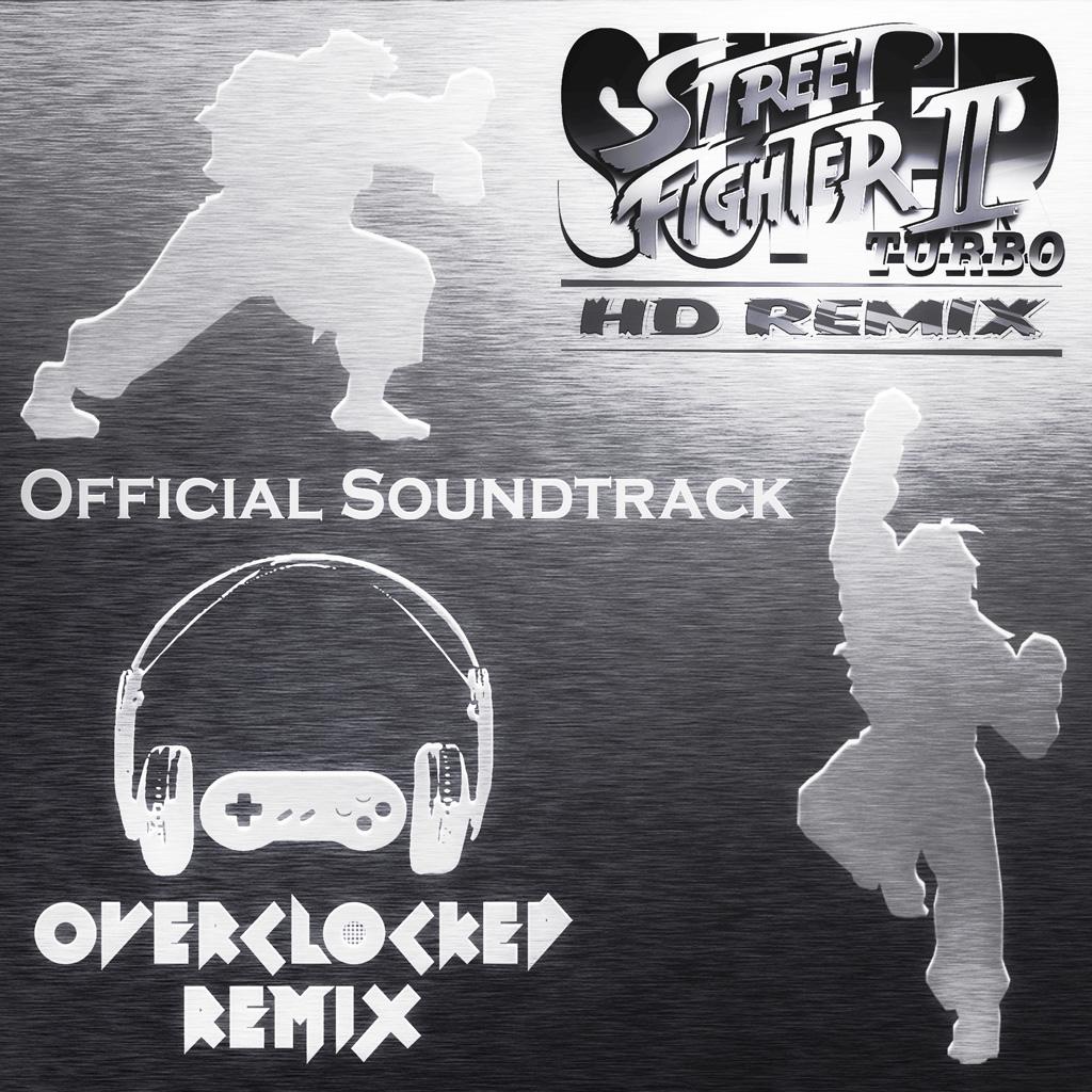 Super Street Fighter 2 HD Remix